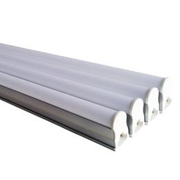 Ampoules t5 en Ligne-4ft t5 LED tube fluorescent tube fluorescent t5 t5 led ampoules tubes 3ft 2ft 1ft intégration T5 led ampoule intégrée blanc 4000K 5000K