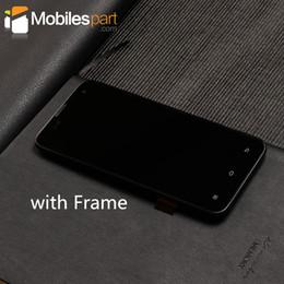 Vente en gros - Ecran pour Xiaomi Mi2 Ecran LCD de haute qualité + Ecran tactile avec cadre de remplacement pour Xiaomi Mi2S M2 Mi 2 2S + Outils gratuits ? partir de fabricateur