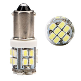Wholesale White Interior Doors - 100X ba9s 13smd 20smd 24smd 28smd led car light LED Interior Bulbs Map Door Dome Lights Clearance Lights Side Light