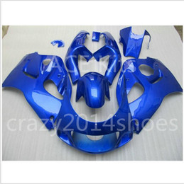 Wholesale 1997 Suzuki Fairing Kit - Free Gifts New motor Fairing Kit Fit For SUZUKI SRAD GSXR750 GSXR600 96-00 1996 1997 1998 1999 2000 R600 R750 bodywork blue nice No.8