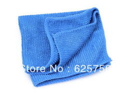 Wholesale microfiber camera lens cleaning cloth - Wholesale- Free Shipping Brand new 10pcs lot microfiber soft smail size 15*15cm for camera lens cleaning