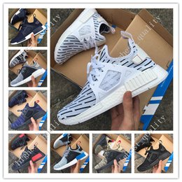 Wholesale Socks Cut Women - 2017 NMD Runner 3 III XR1 Camo x City Sock PK Navy NMD_XR1 Primeknit Running Shoes For Mens Women Fashion Sports Sneakers Trainers US 5-11