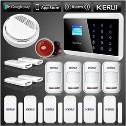 Kerui Home Security Systems Suppliers | Best Kerui Home