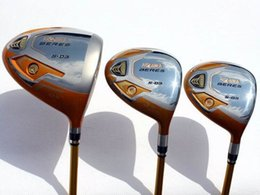 Wholesale Brand Golf Drivers - 4 Star Honma S-03 Wood Set Honma S-03 Woods Brand New Golf Clubs Driver + Fairway Woods Graphite Shaft With Cover