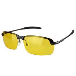 Wholesale Tac Lens - Wholesale- Anti-Glare Noctilucent Safe Driving Sunglasses TAC Polarized lenses