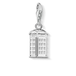Wholesale Tibetan Owl Necklace - Charm accessories diy pendant necklace wholesale silver London phone booth Wholesale-Fashion Delicate Tibetan Silver Cute Owl Small Pendant