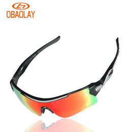 Wholesale Cycling Glasses Myopia - OBAOLAY brand Polarized Photochromic Cycling Glasses Bike Glasses Outdoor Sports Bicycle Sunglasses Goggles Eyewear Myopia Frame