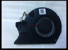 Wholesale Fan Hp Laptop - Original For HP HP Envy4 ENVY6 4-1007TX 1008TX 1024TX 1030US 1115DX laptop cooling Fan 686580-001 EF50060V1-C070