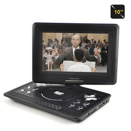 Wholesale Dvd Reader Screen - 10.1 inch 3D TFT LCD Screen Digital Multimedia Portable DVD with Card Reader, USB Port, Support TV & Game