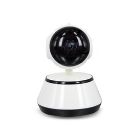 Wholesale Wireless Alarm System Wifi - Police simple type HD 720P motion detection WIFI wireless home security system IP baby surveillance APP push alarm mini camera