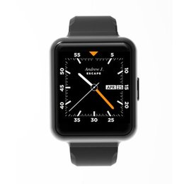 Wholesale Cell Android Wifi Gsm - Q1 Wrist watch cell phones 3G android wifi bluetooth heart rate gps wcdma gsm silicone band 1.54tft touch sceen pk smartwatch q18 gt08p a1p