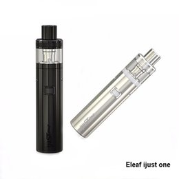 Wholesale One S Glass - Newest Eleaf iJust One Starter Kits with EC coils and GS Air Head 50w vape pen kit VS ijust S & ijust 2 Original