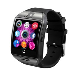 Wholesale Connect Bluetooth - 8GB Memory Original APRO Connected Bluetooth Health Clock Wristband Smart Watch Phone for Android iOS PK DZ09 F69 Smartwatch Q18