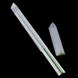 Ingegneri delle materie plastiche online-Righello di plastica per ingegnere, in plastica, misura 300mm