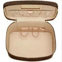 Wholesale Leather Makeup Brush Case - 2017# Brand Make Up Bags Women Brush Necessaries Cosmetic Bag Travel Toiletry Storage Box Makeup Bag Wash Organizer Cases