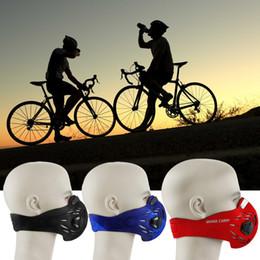Wholesale Cycling Race Helmets - BC-591 BaseCamp Bike mask Ski Helmet Balaclava Super Anti Dust Motorcycle Bicycle Cycling Racing Bike Ski Half Face Mask Filter wholesale