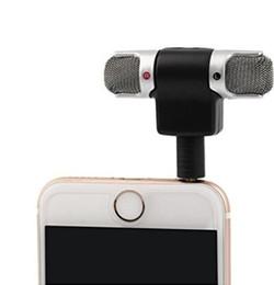 Argentina 2017 ECM-DS70P Mini Micrófono Digital Estéreo Portátil Micrófono Dual Soundtrack para Grabadora PC Teléfono Móvil Nueva Llegada Suministro