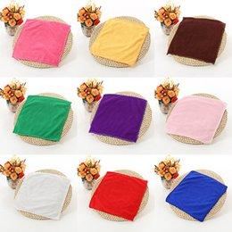 Wholesale House Car Wash - Square Soft Microfiber Towel Car Cleaning Wash Cloth Hand Towels House Cleaning Towels