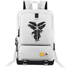 Wholesale Logo Sport Racing - Kobe Bryant backpack Black mamba snake school bag Logo daypack Basketball schoolbag Outdoor rucksack Sport day pack