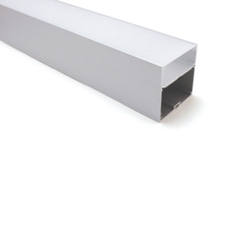 Wholesale u profiles - 10 X 1M sets lot New arrival aluminium led profile and Super wide U alu extrusion for ceiling or pendant lamps