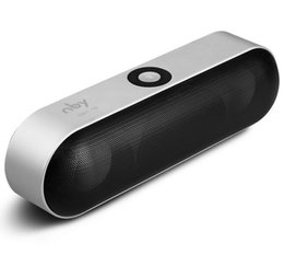 Wholesale Portable Music Systems - Mini Bluetooth Speaker Portable Wireless Speaker Sound System 3D Stereo Music Surround Support TF AUX USB