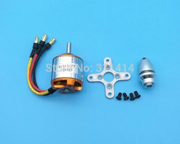 Wholesale Quadcopter Outrunner Motors - 4sets lot XXD A2217 2217 950KV 1250KV 1500KV 2300KV Brushless Outrunner Motor For RC Aircraft KK 4Axis QuadCopter UFO Multirotor