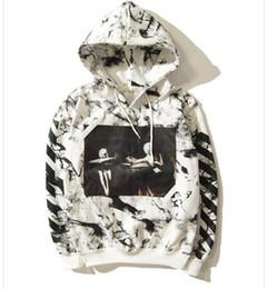 Wholesale Cardigan Sweatshirt Male - Hoodies Men Brand Male Long Sleeve Hoodie Sweatshirt Mens Cardigan Moletom Masculino Hoodies Slim Tracksuit Off White