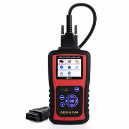 Wholesale Universal Abs System - 2017 NEW ABS Antilock Brake System OBD2 Automotive Scanner OBD Car Diagnostic Tool Auto Code Reader Universal Scan Tool KC401