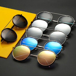 Wholesale China Sport Women Brand - sunglasses for women case side shields china glass wholesale summer europe wholesalers glasses support band polarized man brand with box new