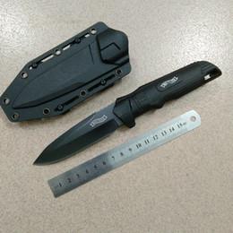 2019 nuevas navajas suizas Nuevo walther BackUp Knife edc Tactical Assault cuchillo de acero frío Supervivencia cuchillos 2974 xmas herramienta de regalo para hombre 1pc