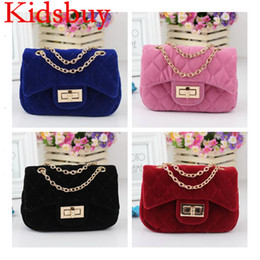 Wholesale Stylish Little Girl - Kidsbuy Newest Autumn Stylish Shoulder Bags for Childrens Small Lovely Purse for Little baby girls Kids Mini Wallets hot brand wallets KB050
