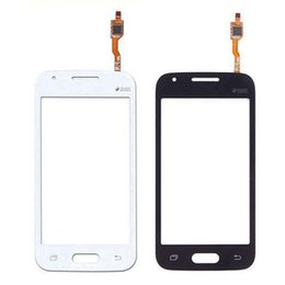 Wholesale Trend Notes Wholesale - For Samsung Galaxy Trend Lite 2 G318H Touch Screen Panel Digitizer Glass Lens Replacement Good Price Black White Free Shipping