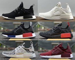 Wholesale Mens Socks - New NMD XR1 Mens Womens Running Shoes Mastermind Japan NMD R1 OG Ultraboost City Sock Trainers Zebra Sneakers