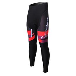 2017 cubo de manga larga ciclismo babero pantalones largos + pantalones  largos de montaña bicicleta de equitación ropa deportiva desgaste D0816 54e735c75
