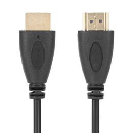 2019 hdmi bluetooth inalámbrico nueva llegada 6FT 2M 10FT 3m V1.4 HDMI Macho a Adaptador Macho Cable de Conector 3D Ethernet Para HDTV 1080p (DY)