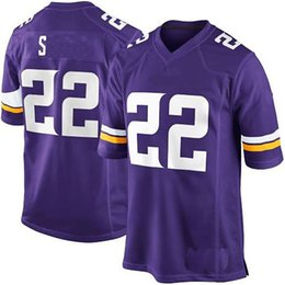 Wholesale Mens American Football Jerseys - 2017 Mens 22 Harrison Smith Elite Football Jerseys American Men For Sport Fans Stitched Jersey Team Black White