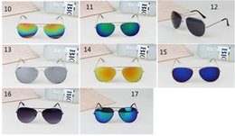 Wholesale restore mirrors - 2017 Hot Unisex sunglass restoring ancient ways is the pilot of the plane mirror reflection lens sunglasses outdoors frog sunglasses