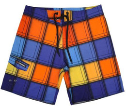 Wholesale Summer Swimwear Men - 2017 AAA Newest Fashion Swimwear for Men Board Hawaiian High Waisted Style Multicolor Summer Surf Swimming Beach Shorts Man Fitness Wear