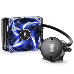 Wholesale Cooler Cooling 12cm - DEEPCOOL 120T cool shuileng this is for pc case fan 12cm box fan cool water
