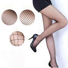 2019 носки над колготками Wholesale-Lady Women Sexy Pantyhose Mesh Fishnet Nylon Tights Long Stocking Jacquard Step Foot Seam Pantyhose High Over the Knee Socks скидка носки над колготками