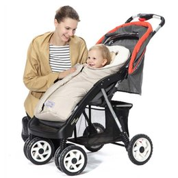 Wholesale Stroller Baby Price - Baby Multifunctional Sleeping Bag Stroller Bag Blankets Autumn Winter Warm Baby Products with Best Quality and Price 2110071