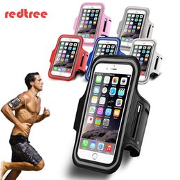 Wholesale Nova Pro - Wholesale- Waterproof Sports Running Armband ARM band Phone Case for Huawei P8 P9 lite P9 P10 mate 8 9 nova plus Y6 pro honor 5C 5X 6X 7 V8