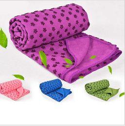 Sacchetto di coperta del yoga online-tappetini yoga tappetini sport all'aperto coperte antiscivolo Yoga coperta coperta antiscivolo borse coperte di yoga pilates