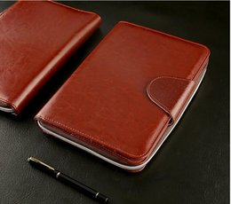 Wholesale Leather A5 Notebook - Wholesale- zipper binder holder, A5 holes spiral notebooks stationery,cute personal agenda organizer planner notebook for gift