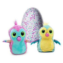 Wholesale Smart Eggs - Hatchimals Eggs Magic Growing Pet in Water Christmas Gifts Dinosaur Hatching Egg smart toys For Children Education Toy Hatchimal