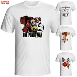 150ec86a6b6b Wholesale- Dead Fuse One Punch Man Into OK T Shirt Creative Funny Design T- shirt Unisex Printed Top Tee Cool Fashion Novelty Style Tshirt