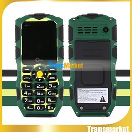 Wholesale Cheap Dual Camera Mobile Phones - Cheap IP68 Rugged Waterproof Phone Oeina XP1 Dual SIM Card 2500mAh Battery Power Bank Function Mobile Phone