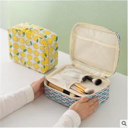 Wholesale Plastic Shower Organizer - New style Korean multifunction travel woman cosmetic bags makeup shower organizer pouch travel man toiletry storage bag