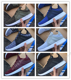 Wholesale Running Shoes For Men Cheaper - Cheaper X PLR mens Running Shoes For Men sports sneakers women Lightweight & Breathable Casual Shoes Core Black tirple white Free Shipping