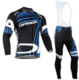 Wholesale Orbea Shirt - Sport Sets wear tanyho ORBEA long Sleeve Cycling Jersey Bicycling Shirts Bicycle Bike MTB Ciclismo Cycle Maillot Clothing Pants